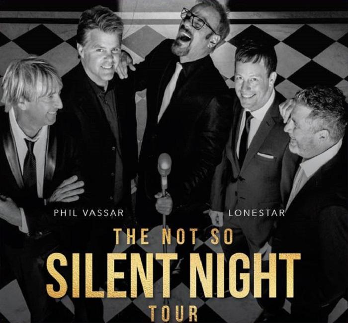 live music phil vassar lonestar in concert the not so silent