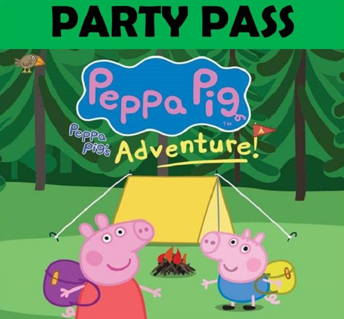 Peppa Pig Live at the Weinberg Center