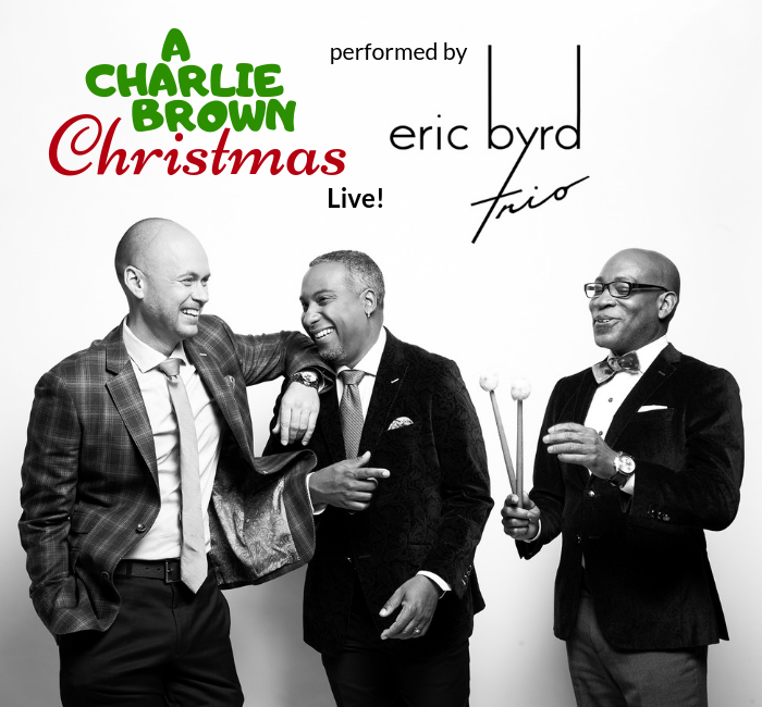 The Eric Byrd Trio Performs A Charlie Brown Christmas Live
