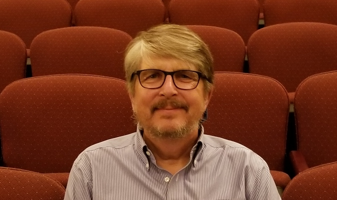 John Healy, Executive Theater Manager