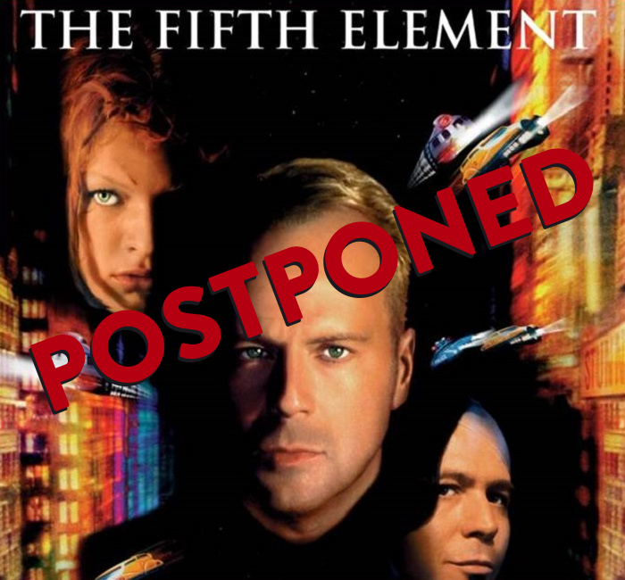 Flying Dog Film Series Presents The Fifth Element