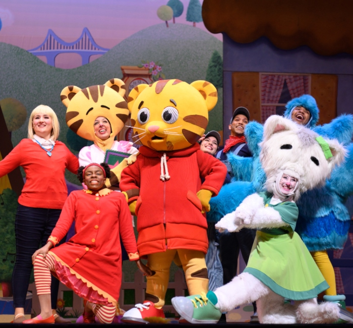 Daniel Tiger Live at the Weinberg Center for the Arts